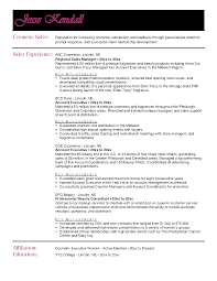 Account Management Resume Cosmetic Counter Manager Resume Resume For Your Job Application
