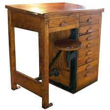 Antique Drafting Tables For Sale Antique Drafting Desk Table Manes Marzano Collection Wood