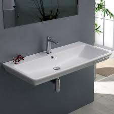 Rectangular Drop In Bathroom Sink by Luxury Cerastyle Bathroom Sinks Nameek U0027s