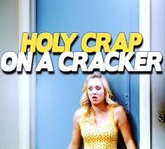 Cracker Memes - holy crap on a cracker penny quotes1