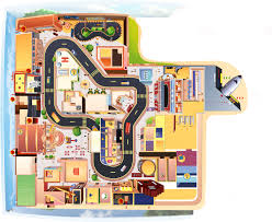 Doha Map Kidzmondo