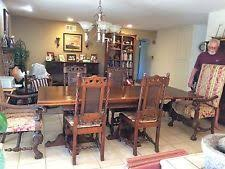 1930 Dining Table Antique Dining Sets 1900 1950 Ebay