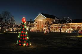 virginia beach christmas lights 2017 the top 14 magical christmas towns in virginia