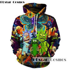 aliexpress com buy plstar cosmos 2017 fashion hip hop 3d hoodies