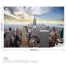 new york city wall mural photo wallpaper 2317dk ebay new york city wall mural photo wallpaper 2317dk