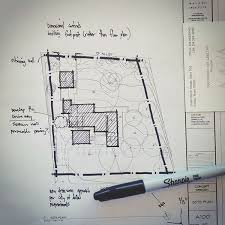 architectural site plan architectural sketch site plan line weight arch student