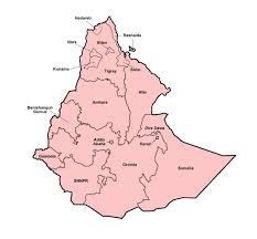Map Of Ethiopia Here Is Why Ethiopia Takes In Refugees