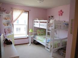bedroom designs orange bunk beds girls room playful furniture