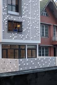 Concrete Block House 207 Best Design Concrete Blocks Images On Pinterest Architecture