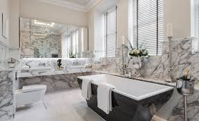 Bathroom Photos Gallery Sophisticated Bathroom Designs That Use Marble To Stay Trendy
