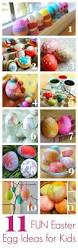 Easter Egg Decorating With Oil by 550 Best Easter Crafts For Kids Images On Pinterest Easter Ideas