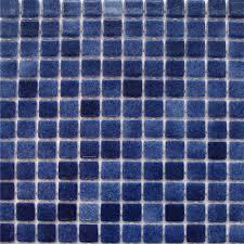 foggy dark blue anti slip tiles niebla mosaic tiles 333x333x5mm tiles