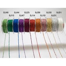 metallic ribbon 100 yard string metallic ribbon may arts wholesale ribbon