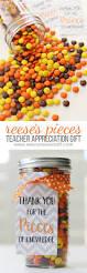 reese u0027s pieces teacher appreciation gift jar