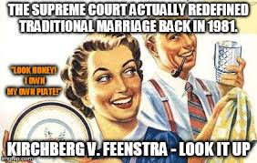 Traditional Marriage Meme - thoroughly modern marriage imgflip