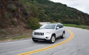 jeep suv 2011 2011 jeep grand cherokee limited verdict motor trend
