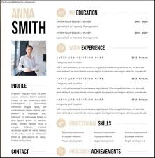 Free Sample Resumes by Creative Resume Samples Graphic Design