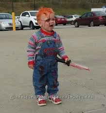 chucky costume for toddler 40 hair raising chucky costumes that ll freak you out