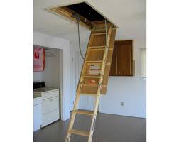 lowes pull down attic stairs stunning werner ladder aa ladder