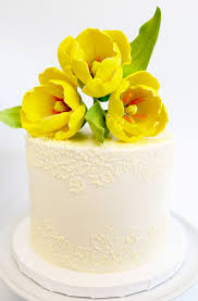 wedding cake gum wedding cake with piped lace and gum paste yellow