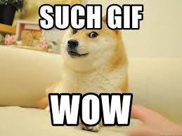 Create Doge Meme - such gif wow so doge meme generator