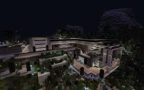 minecraft modern cliffside house v2 album on imgur
