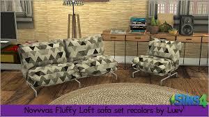 mertiuza ts4 novvvas fluffy loft sofa retextures