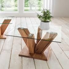 Designer Couchtisch Glas Prisma Couchtisch Glas Metall Design Designer Beistelltisch Astra Von