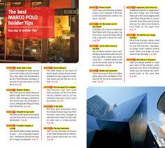 san francisco marco polo guide marco polo travel guides amazon
