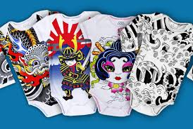 ruthless u0026 toothless launches tattoo inspired kids clothes