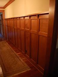 Kitchen Wainscoting Ideas Craftsman Wainscoting This Is Almost Perfect But I Want Squared