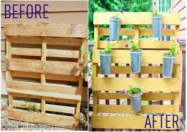 Raised Garden Beds From Pallets - 20 creative ways to upcycle pallets in your garden the micro