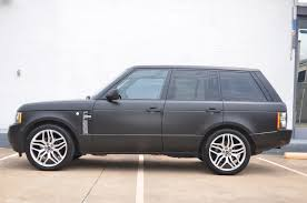 land rover 2010 2010 land rover range rover hse lux stock 1orrhse for sale near