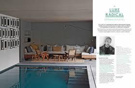 Maison De Luxe Americaine by Vincent Van Duysen Vincent Van Duysen