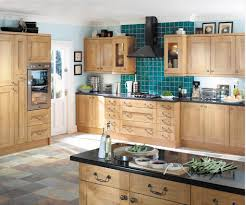 kitchen choosing oak kitchen cabinets for durable furniture