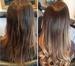 permanent hair extensions the magic of hair extensions velvet luxe