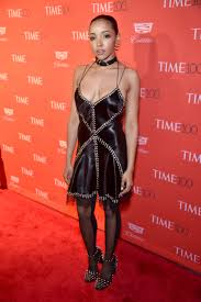 tinashe wears at time 100 gala w magazine