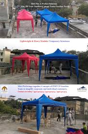 Display Tents Buy Shade Mp Marketing Canopy Tents Manufacturer Suppliers Delhi India