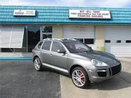 porsche cayenne 2008 turbo 2008 porsche cayenne turbo for sale in morehead city