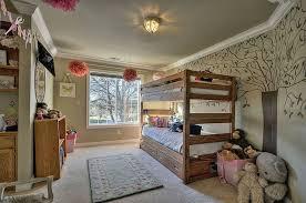 chambre arbre design interieur aménagement pour une chambre denfant decoration