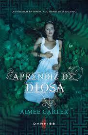 APRENDIZ DE DIOSA (EBOOK) - AIMEE CARTER, Descargar eBooks en tu ... - aprendiz-de-diosa-ebook-9788468730592
