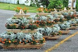 9 flower pots raised garden ideas greenes fence company3 tier
