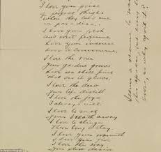 former president warren g harding u0027s steamy love letters he wrote