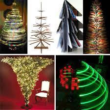 11 reusable recyclable u0026 radical christmas trees webecoist