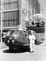 Buckminster Fuller Dymaxion House Buckminster Fuller And The Dymaxion Car U2013 A Three Wheel Dream That