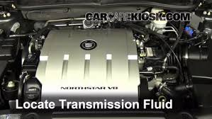 cadillac srx transmission problems transmission fluid leak fix 2006 2011 cadillac dts 2009