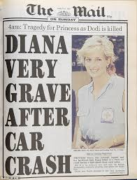 how diana u0027s final days changed british life forever daily mail