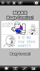 Meme Comics Maker - rage comic maker on the app store