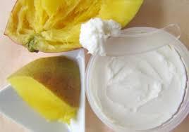 beurre de cuisine cheveux recette masque pour cheveux secs au beurre de mangue nourrissant