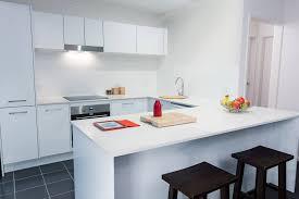 small kitchen ideas white kitchen with ice snow caesarstone